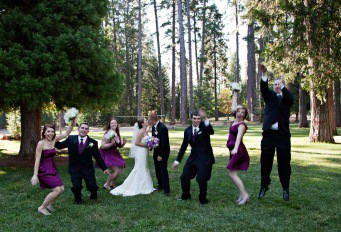 Slagle Bridal Party